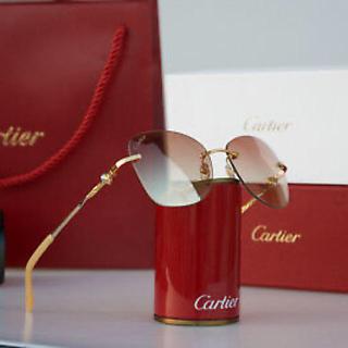 カルティエ(Cartier)の【d3様専用⠀】Cartier カルティエ サングラスTrinity(サングラス/メガネ)