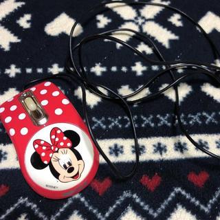 ディズニー(Disney)のミニー PC マウス(PC周辺機器)