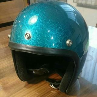 トイズマッコイ(TOYS McCOY)の【Buco〜TOYS McCOY】ヴィンテージジェットヘルメット(ヘルメット/シールド)