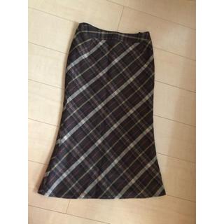セシルマクビー(CECIL McBEE)のスカート 未使用(ロングスカート)