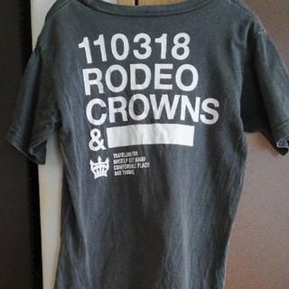 ロデオクラウンズワイドボウル(RODEO CROWNS WIDE BOWL)のRCWB  キッズTシャツ(Tシャツ/カットソー)