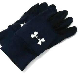 アンダーアーマー(UNDER ARMOUR)のアンダーアーマー 手袋 メンズ 化学繊維(手袋)