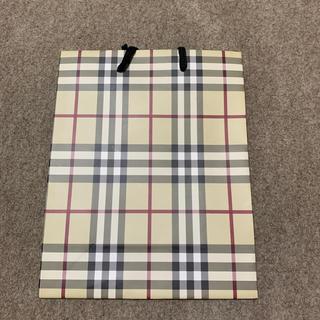 バーバリー(BURBERRY)のバーバリー 袋(ラッピング/包装)