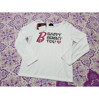 バービー(Barbie)の(130)新品!バービー*ロンT*長袖(Tシャツ/カットソー)