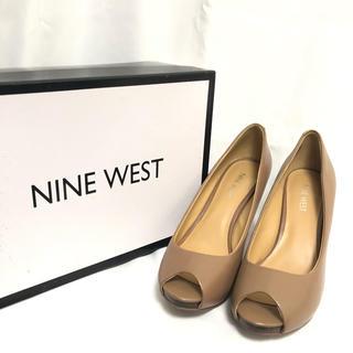 ナインウエスト(NINE WEST)の☆セール☆ NINE WEST ナインウエスト パンプス レディース 箱付き(ハイヒール/パンプス)