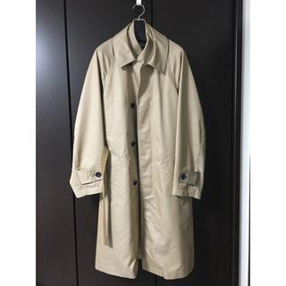 カラー(kolor)のkolor 20ss Layered Coat size1(トレンチコート)