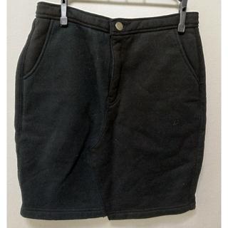 ロンハーマン(Ron Herman)の未使用 Ron Herman レディース スカート XS ブラック(ひざ丈スカート)