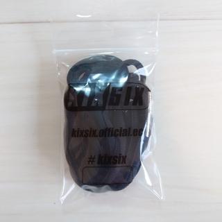 アトモス(atmos)のkixsix BASIC OVALLACE BLACK ブラック 120(その他)