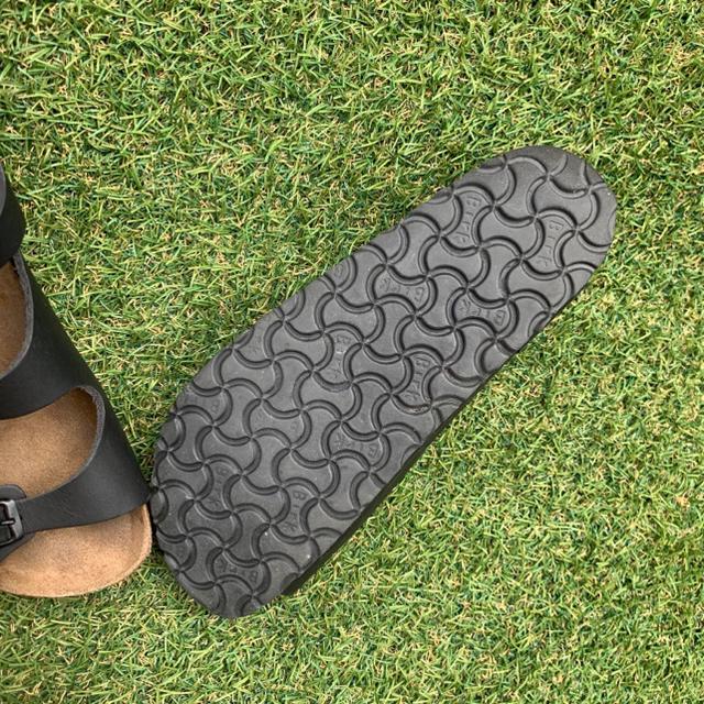 BIRKENSTOCK(ビルケンシュトック)の美品39 廃盤!BIRKENSTOCK ビルケンシュトック アテネ E251 レディースの靴/シューズ(サンダル)の商品写真