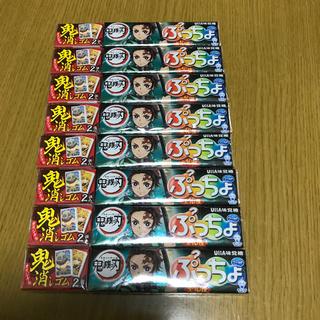 ユーハミカクトウ(UHA味覚糖)の鬼滅の刃ぷっちょ 消しゴム付き 8個(菓子/デザート)