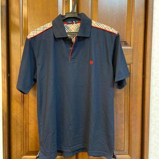 BURBERRY - バーバリーロンドン メンズ ポロシャツ