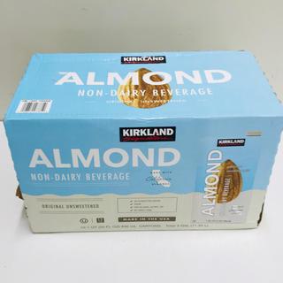 コストコ(コストコ)のコストコ アーモンドミルク 12パック ダランソープ2個(ソフトドリンク)