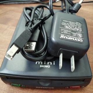 オリンパス(OLYMPUS)のオリンパス MOドライブ(PC周辺機器)