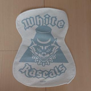 エグザイル トライブ(EXILE TRIBE)のWhite Rascals  ハンドタオル 美品 未使用 ホワイトラスカルズ(ハンカチ)
