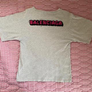 バレンシアガ(Balenciaga)のバレンシアガTシャツBALENCIAGAトップス(Tシャツ(半袖/袖なし))