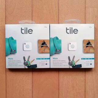 【新品未開封】tile mate 電池交換タイプ 2個セット①(その他)