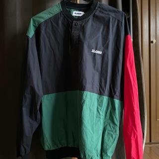 エクストララージ(XLARGE)のXLARGE ジャケット GUCCIカラー 完売品(ブルゾン)