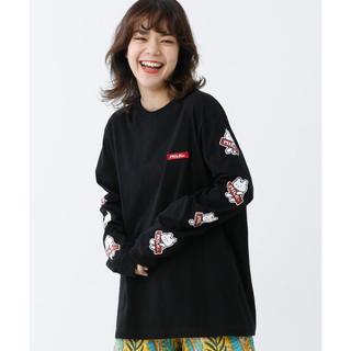 ミルクフェド(MILKFED.)の♡新品未使用♡ミルクフェド   ロンt  tシャツ (Tシャツ(長袖/七分))