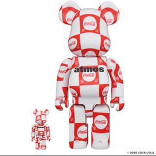 アトモス(atmos)のBE@RBRICK atmos Coca-Cola 東京 100% & 400%(その他)