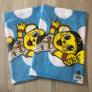 阪神タイガース - 阪神タイガース 風船タオル キー太 2枚 即日発送