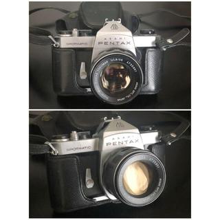 ペンタックス(PENTAX)のPENTAX SP/TAKUMAR 55mm f1.8 動作品(フィルムカメラ)
