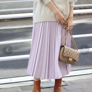 ノーブル(Noble)のNoble♡ アコーディオンプリーツスカート (ロングスカート)