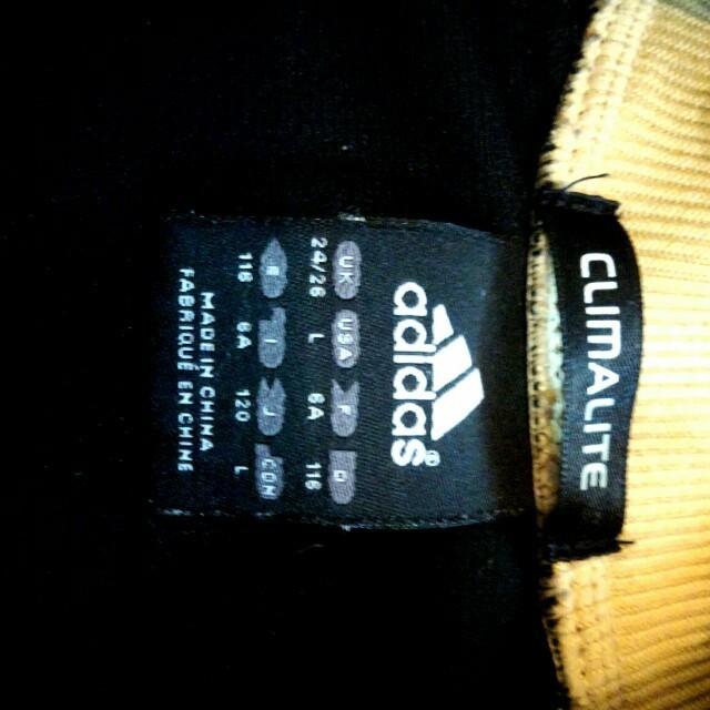 adidas(アディダス)のadidas☆120㌢ その他のその他(その他)の商品写真