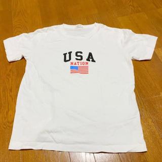 ウィゴー(WEGO)のTシャツ wego(Tシャツ/カットソー(半袖/袖なし))
