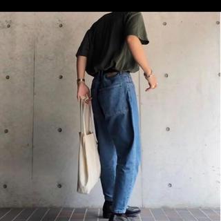 コモリ(COMOLI)のgourmet jeans type-3 lean  32(デニム/ジーンズ)