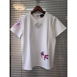 ロエベ(LOEWE)の新品 LOEWEロエベ  Tシャツ 半袖 M (Tシャツ(半袖/袖なし))