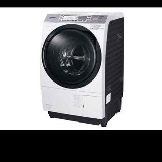 Panasonic - ドラム式洗濯機 新品部品 洗濯機 ドラム式 スリムサイズ 10キロ 乾燥機