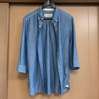 エディション(Edition)のエディション 7分袖 シャツ(シャツ)