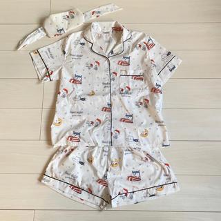 SNOOPY - 3点セット!スヌーピー パジャマ ルームウェア おしゃれ かわいい 韓国