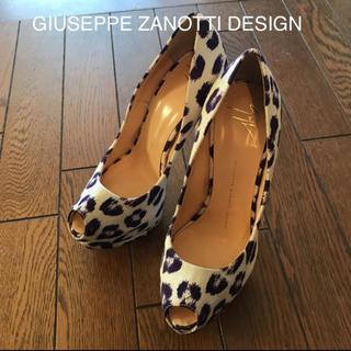 ジュゼッペザノッティデザイン(Giuseppe Zanotti Design)のGiuseppe Zanotti ハイヒール(ハイヒール/パンプス)