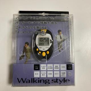 オムロン(OMRON)のOMRON Walking Style HJ-7101T(ウォーキング)