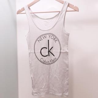 カルバンクライン(Calvin Klein)の【最終値下げ】カルバンクライン タンクトップ(タンクトップ)