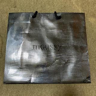 マウジー(moussy)のmoussy 袋(ショップ袋)