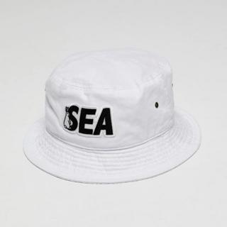 シー(SEA)のWIND AND SEA   FR2 Patch Bucket Hat(ハット)