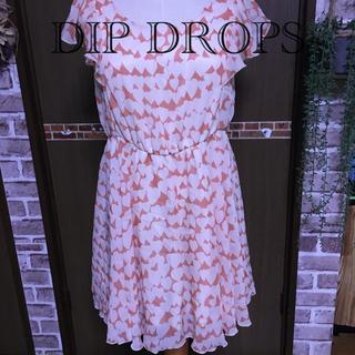 ディップドロップス(Dip Drops)のDIP DROPS 新品ワンピース(ミニワンピース)