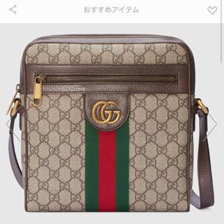 Gucci - gucci メッセンジャーバッグ 新品未使用