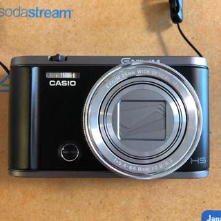 カシオ(CASIO)のCASIO EXILIM EX-ZR3100 ブラック(コンパクトデジタルカメラ)