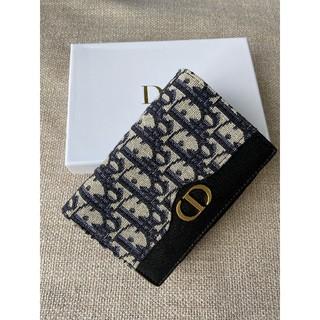クリスチャンディオール(Christian Dior)のエレガント ディオール✽DIOR 財布 名刺いれ カード入れ(折り財布)
