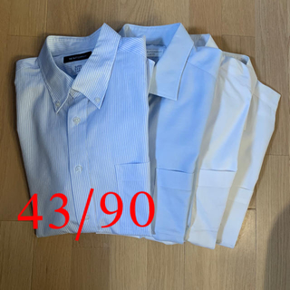 スーツカンパニー(THE SUIT COMPANY)のスーツカンパニー 長袖 4枚激安セット売り(シャツ)
