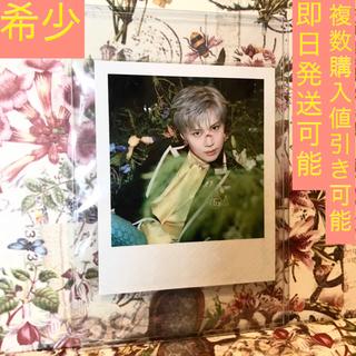 シャイニー(SHINee)の《希少》テミン ポラロイドフォト 新品未開封 フォトイベント当選品 TAEMIN(アイドルグッズ)
