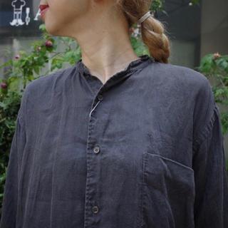 コモリ(COMOLI)のcomoli コモリ シャツワンピース(ロングワンピース/マキシワンピース)