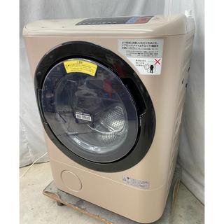 日立 - 日立 ドラム式洗濯乾燥機12kg 温水ナイアガラ洗浄 BD-NX120AL