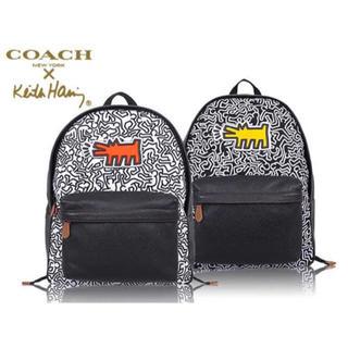 コーチ(COACH)のコーチ×キースヘリング リュック 破格(バッグパック/リュック)