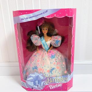 バービー(Barbie)のヴィンテージ バービー vintage barbie birthday(キャラクターグッズ)