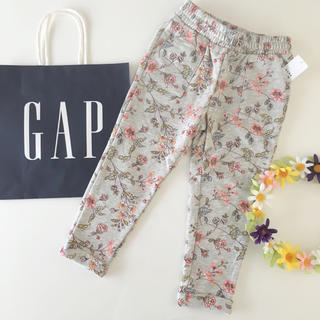 babyGAP - 新品♡baby gap♡スウェット 花柄 パンツ/ユニクロ  ラルフローレン 他
