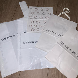 ディーンアンドデルーカ(DEAN & DELUCA)のディーンアンドデルーカ ショッパー (ショップ袋)